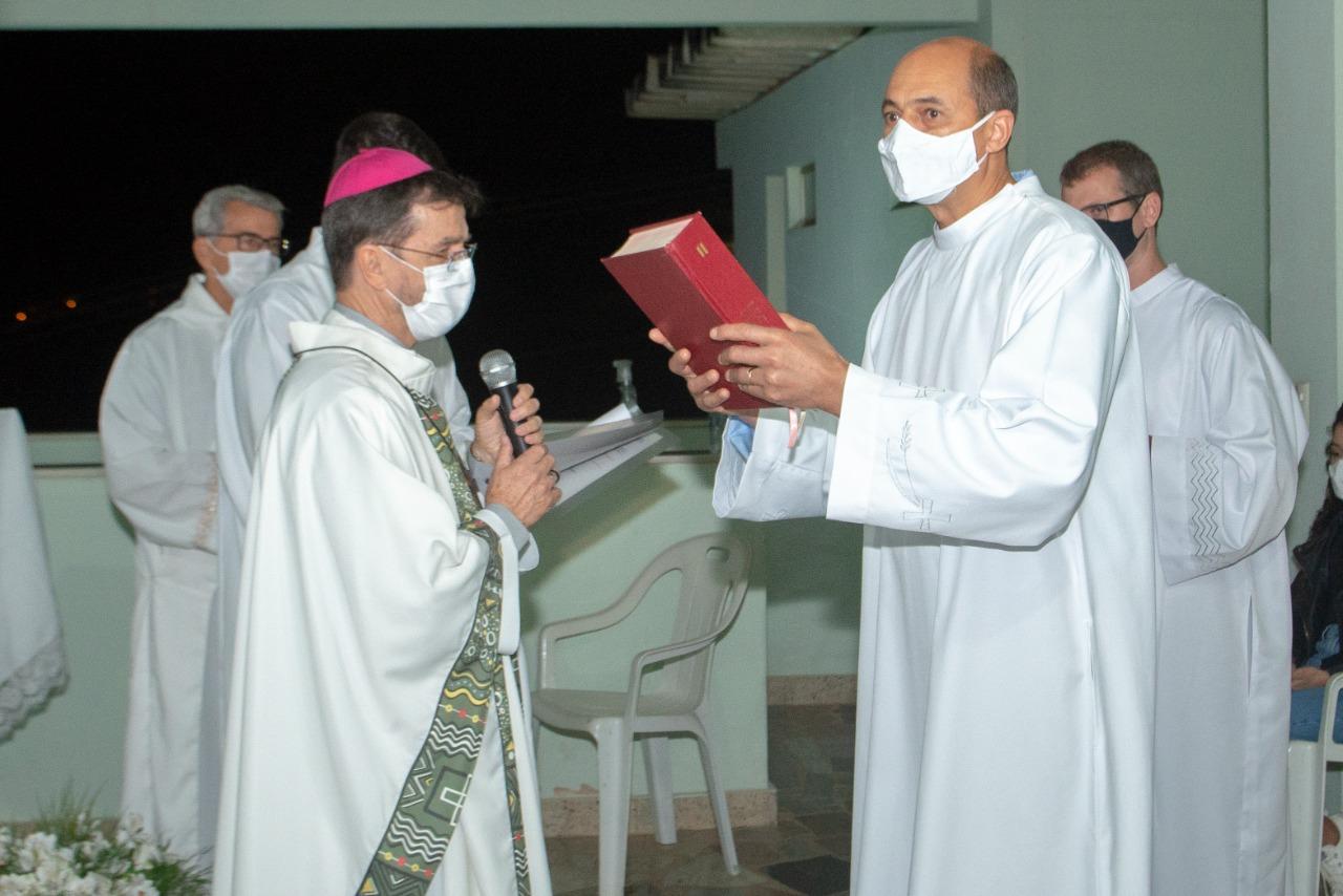 Celebração Eucarística com D. Luiz Fernando